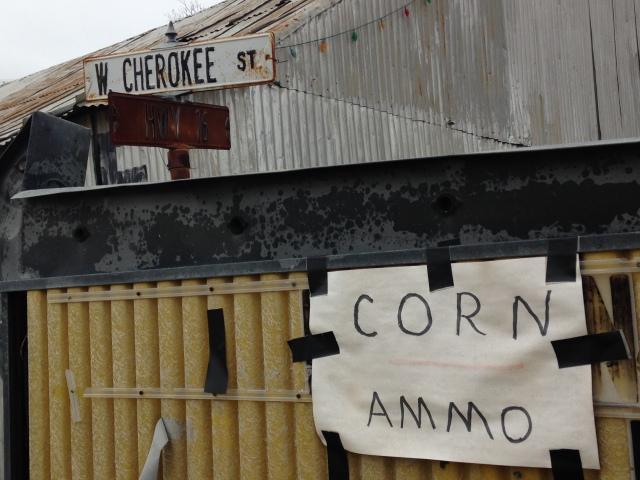 corn ammo